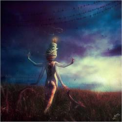Scarecrow by Aegis-Illustration