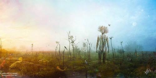 Internal Landscapes by Aegis-Illustration