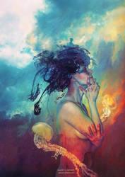Medea by Aegis-Illustration