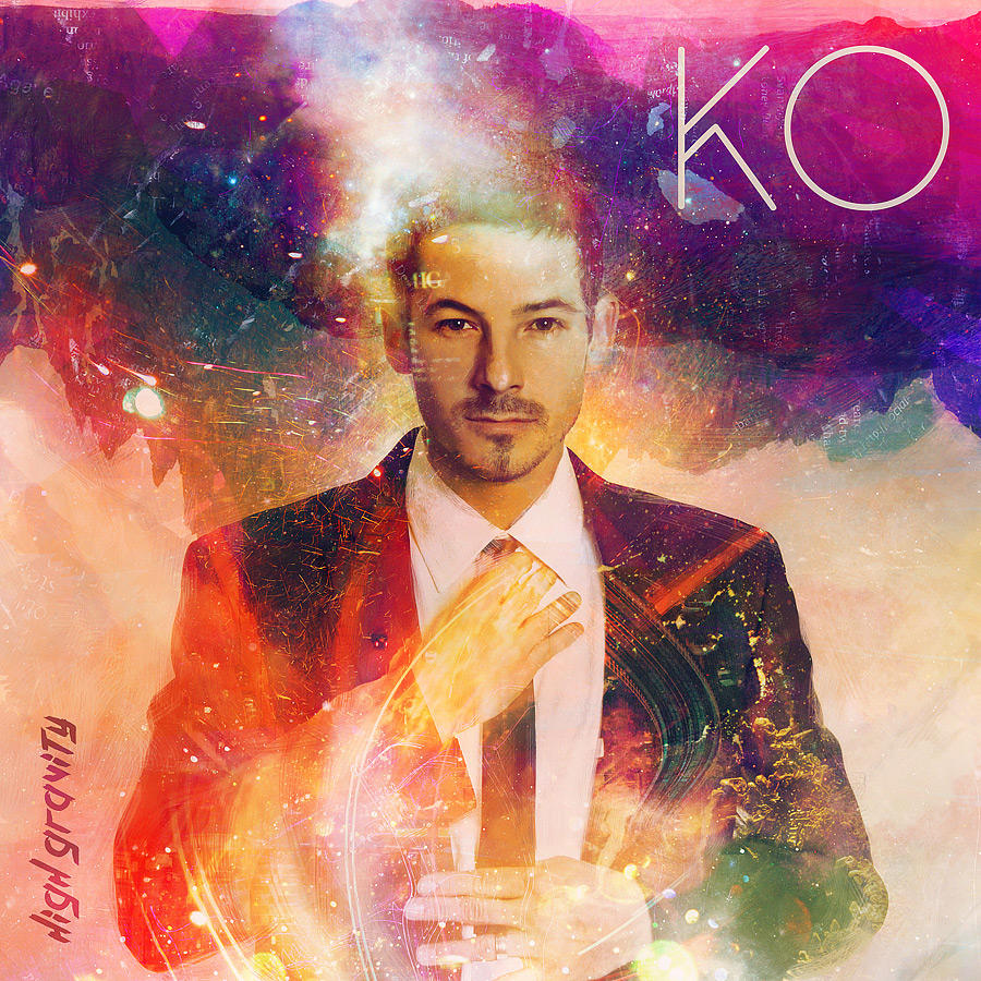 Dj KO CD Cover by Aegis-Illustration