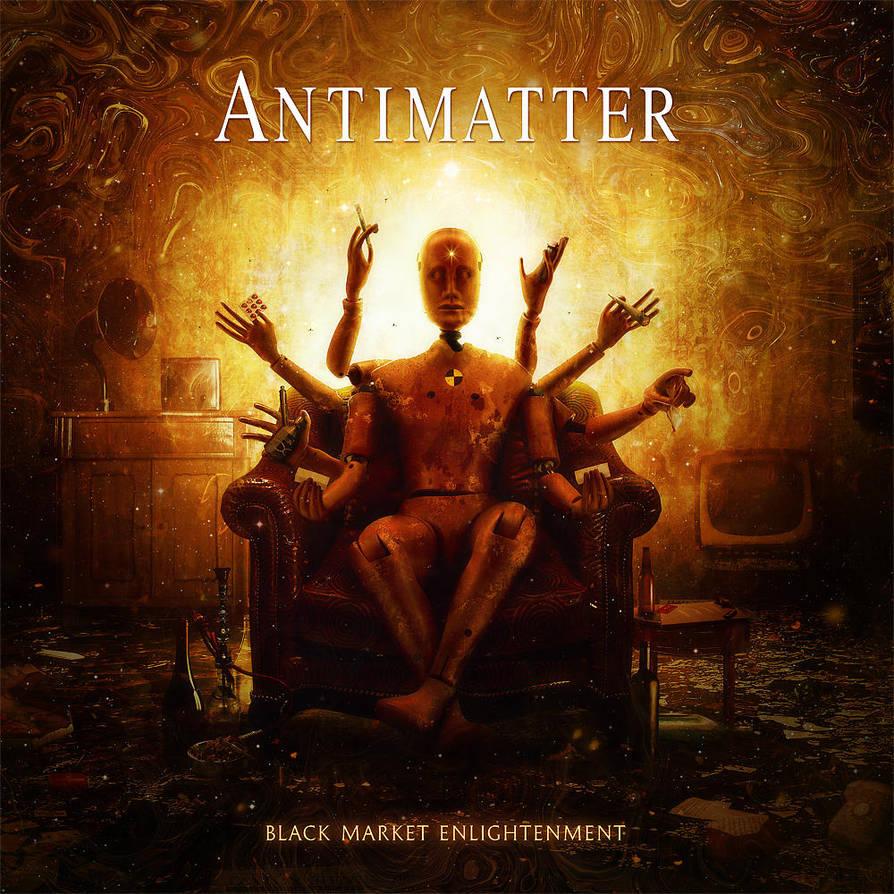 Antimatter - Black Market Enlightenment by Aegis-Illustration