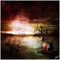Alone by Aegis-Illustration