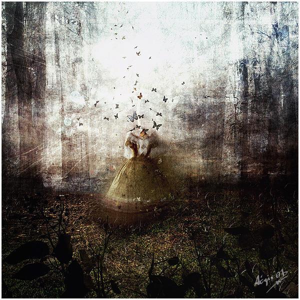 Gone by Aegis-Illustration