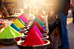 Colors Of India II by eulalievarenne