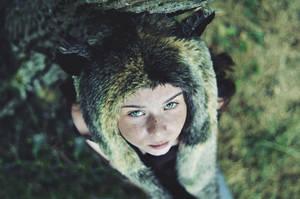 Wolf II by eulalievarenne