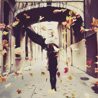 autumn wind by eulalievarenne