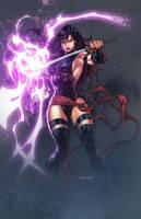 Psylocke by arfel1989