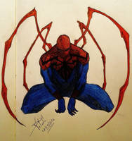 Superior Spider-Man by D-Architect