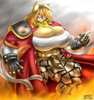 Eternal Blaze by Thorvrog