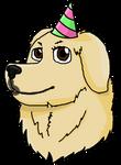 Happy Birthday Chica! by HerobrineSings