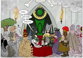 Invasion page 96 by Reinder