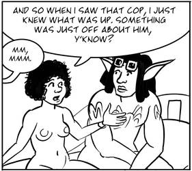 Abui's Grand Tour Page 20, now on Patreon by Reinder