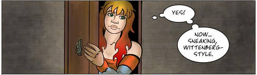 Feral page 53-2 now on Patreon by Reinder