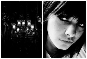 The light inside the dark. by Paoross