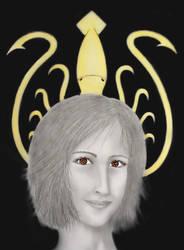 Asha Greyjoy by VKCole