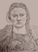 Sansa Stark by VKCole