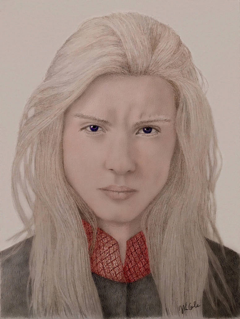 Rhaegar Targaryen  by VKCole
