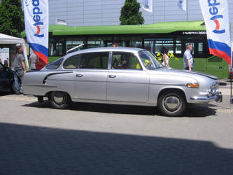 Tatra 603-3 (2) by RomsnMan