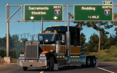[ATS] On Highway by RomsnMan