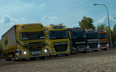 [ETS2] ''Little'' meeting by RomsnMan