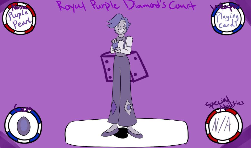 Purple Pearl App by Ikilou