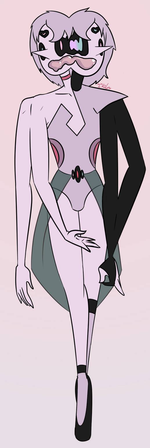 Pastel Eyes - Lilac Pearl by Ikilou
