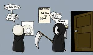 - Reapers: Behind the Scenes - by kinky-angel