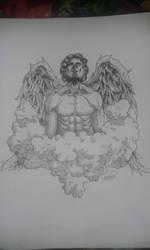 Angel by Rinkardo