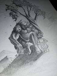 Beauty of a Beast by Rinkardo