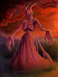 Blood Demon by Rinkardo