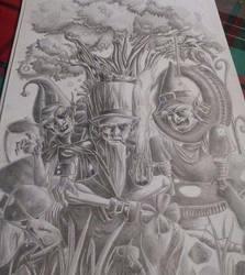 Naughty Elves by Rinkardo