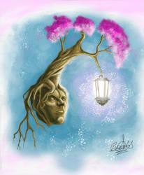 Nature's Wisdom by Rinkardo