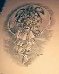 Skull Kid by Rinkardo