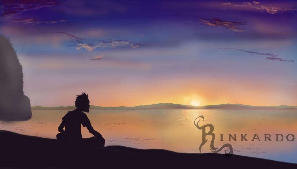 Sunset by Rinkardo
