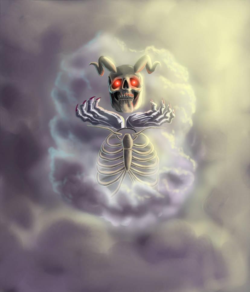 Divine Death by Rinkardo