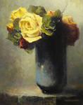 Still life 6 - Roses by olejny