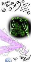 Doodle Bundle #3 by YinDragon