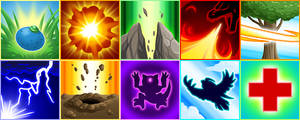 Pixelmon - External Move Icons by YinDragon