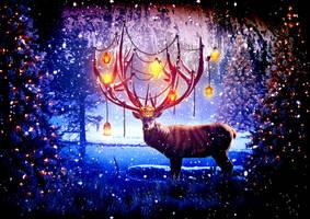 The Christmas Spirit by Questavia
