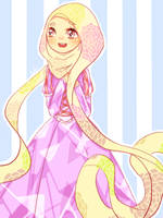 Rapunzel by Naomi-ness