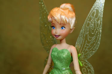 TinkerBell OOAK doll by RYfactory
