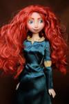 Merida OOAK doll by RYfactory