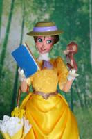 Jane Porter OOAK doll by RYfactory