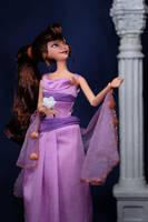 Megara OOAK doll by RYfactory