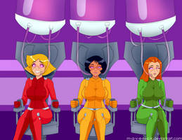 Totally Spies Hypno Gas by M-a-v-e-r-i-c-k
