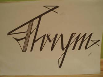 Thrym logo 4 prim by AranasWeb