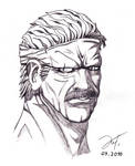 Old Snake by The-5