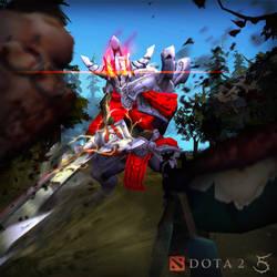 Dota 2 - Sven - God's Strength by The-5