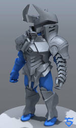 Sven - Divine Set WIP01 by The-5