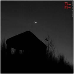 Thin Moon by oritana